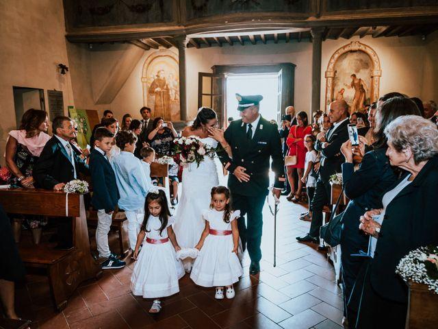 Il matrimonio di Mario e Chiara a Quarrata, Pistoia 30