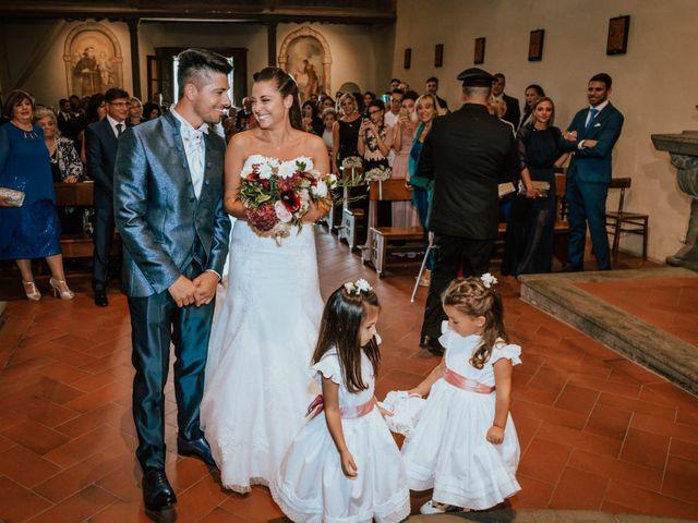 Il matrimonio di Mario e Chiara a Quarrata, Pistoia 32