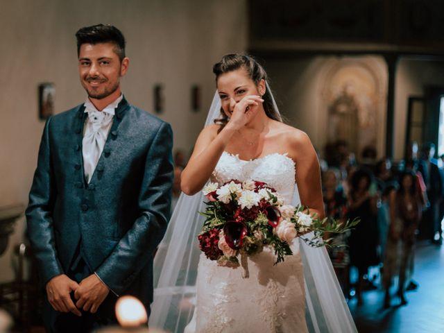 Il matrimonio di Mario e Chiara a Quarrata, Pistoia 33