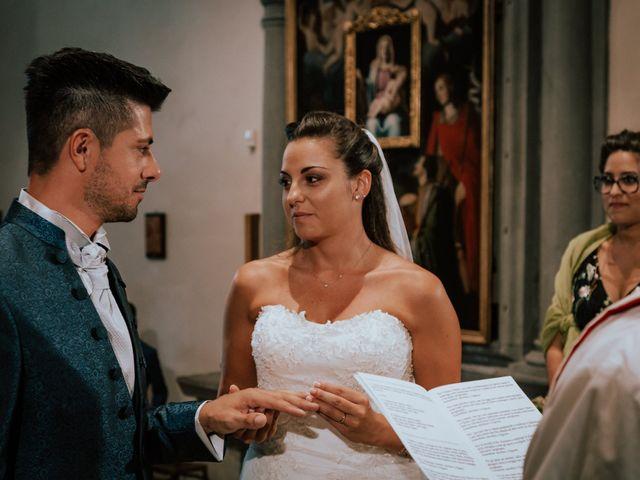 Il matrimonio di Mario e Chiara a Quarrata, Pistoia 37