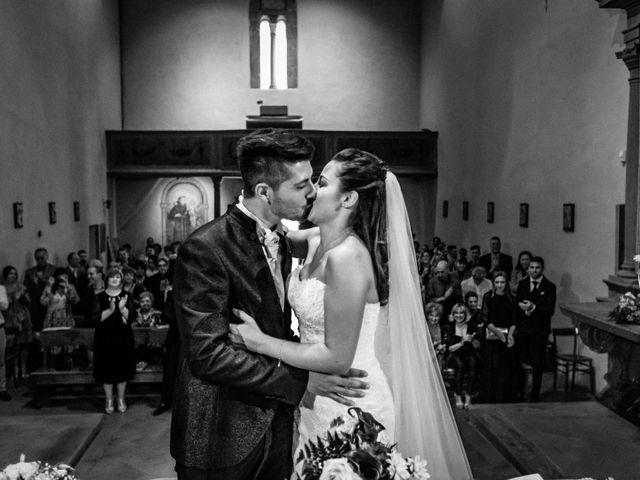 Il matrimonio di Mario e Chiara a Quarrata, Pistoia 39