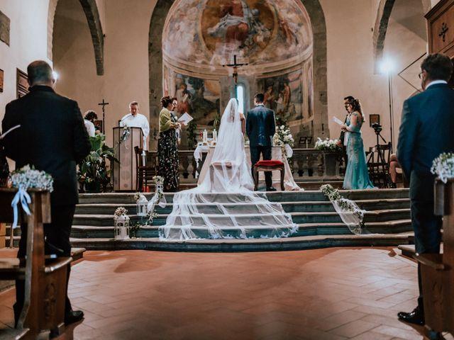 Il matrimonio di Mario e Chiara a Quarrata, Pistoia 40