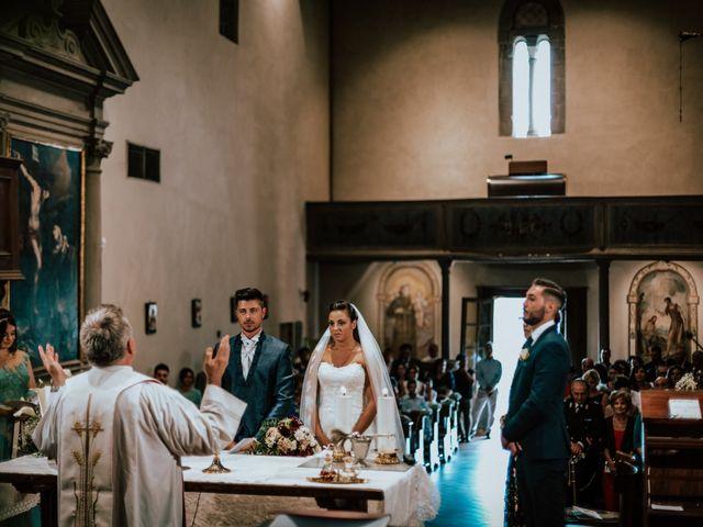 Il matrimonio di Mario e Chiara a Quarrata, Pistoia 43