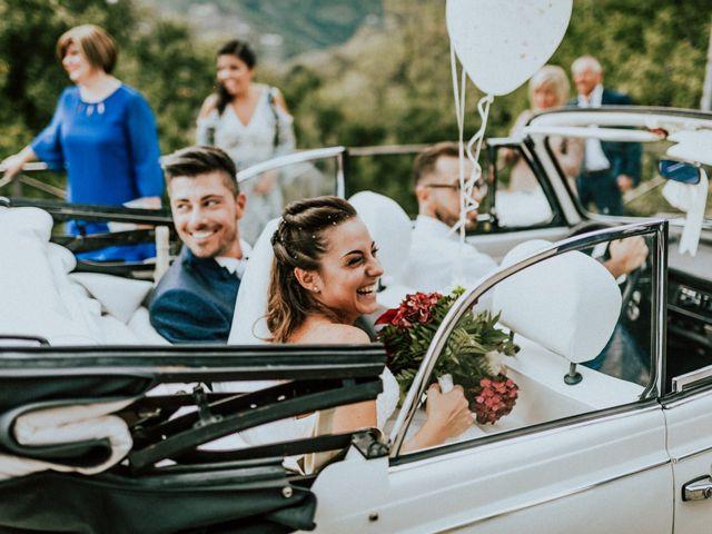 Il matrimonio di Mario e Chiara a Quarrata, Pistoia 49