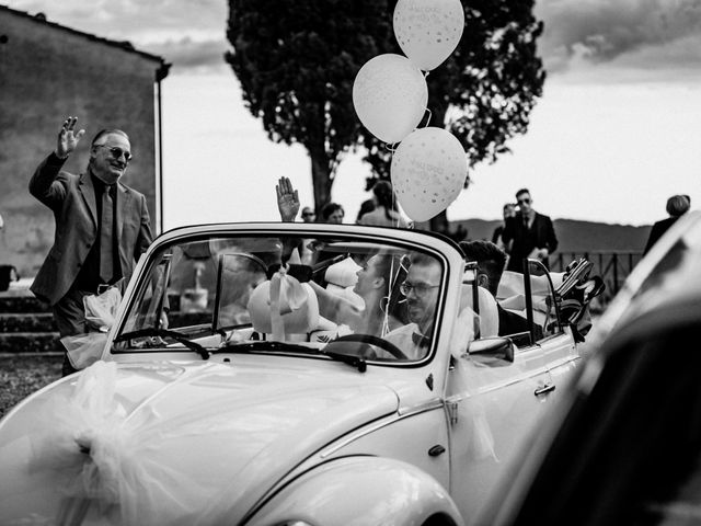 Il matrimonio di Mario e Chiara a Quarrata, Pistoia 50