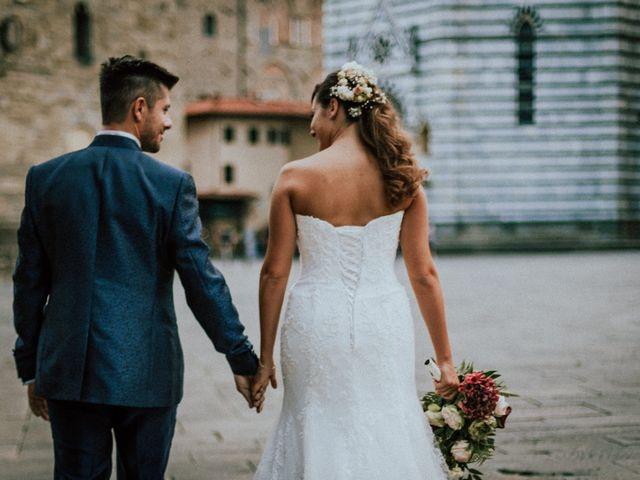 Il matrimonio di Mario e Chiara a Quarrata, Pistoia 52