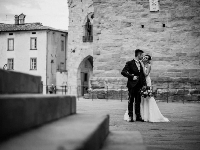 Il matrimonio di Mario e Chiara a Quarrata, Pistoia 55