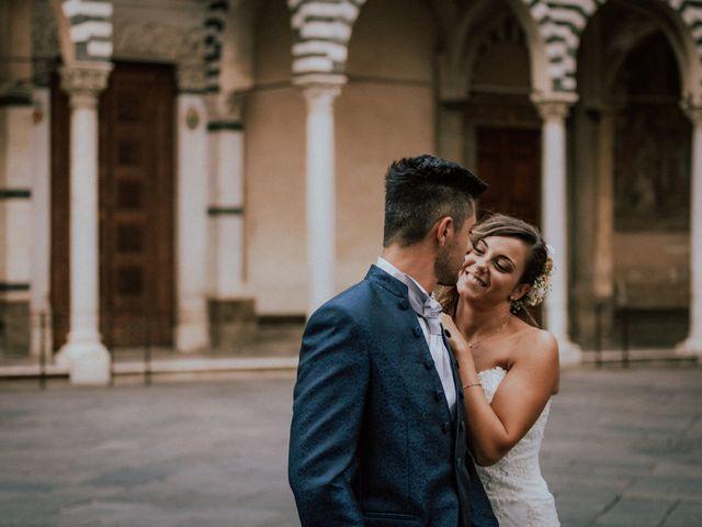 Il matrimonio di Mario e Chiara a Quarrata, Pistoia 57