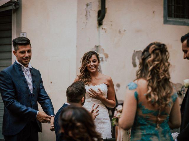 Il matrimonio di Mario e Chiara a Quarrata, Pistoia 61