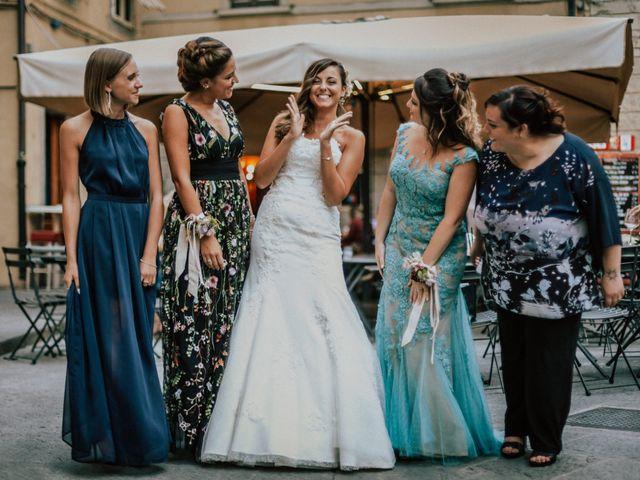 Il matrimonio di Mario e Chiara a Quarrata, Pistoia 63