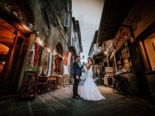 Il matrimonio di Mario e Chiara a Quarrata, Pistoia 68