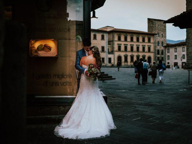 Il matrimonio di Mario e Chiara a Quarrata, Pistoia 73