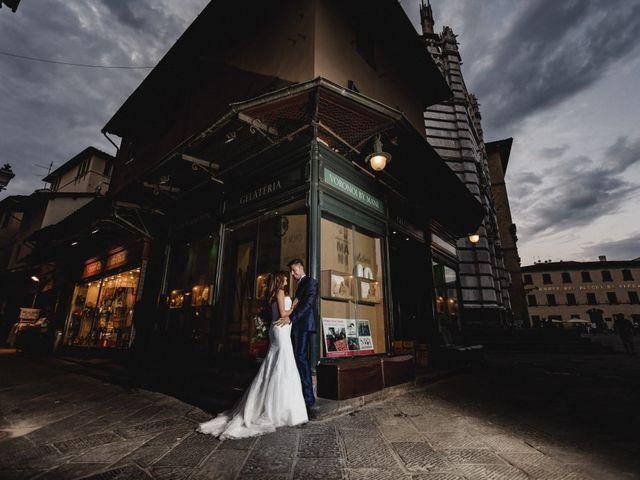 Il matrimonio di Mario e Chiara a Quarrata, Pistoia 74