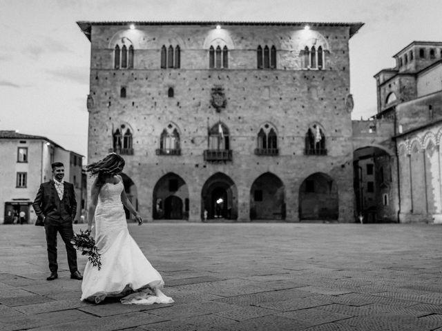 Il matrimonio di Mario e Chiara a Quarrata, Pistoia 76