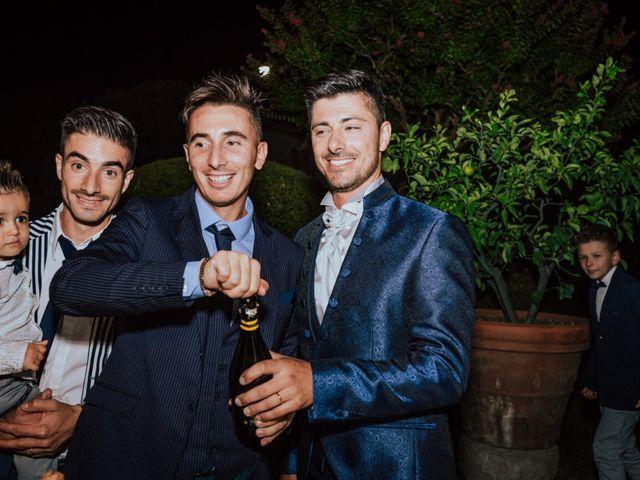 Il matrimonio di Mario e Chiara a Quarrata, Pistoia 77