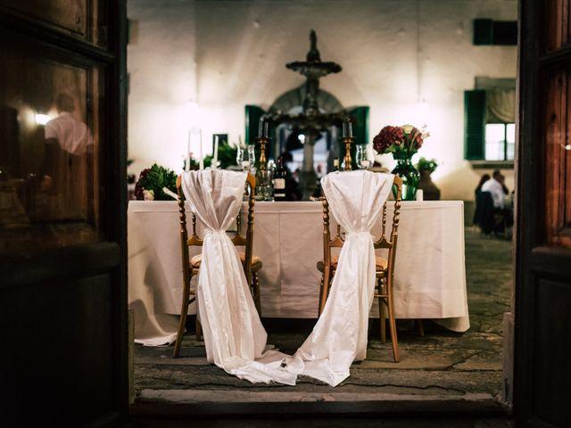 Il matrimonio di Mario e Chiara a Quarrata, Pistoia 79