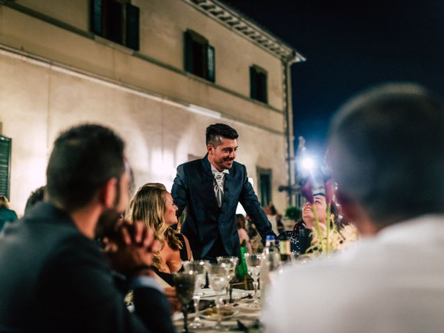 Il matrimonio di Mario e Chiara a Quarrata, Pistoia 81