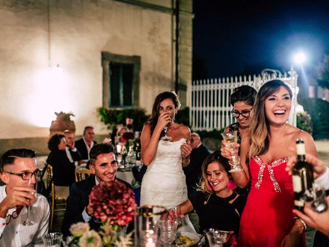 Il matrimonio di Mario e Chiara a Quarrata, Pistoia 83