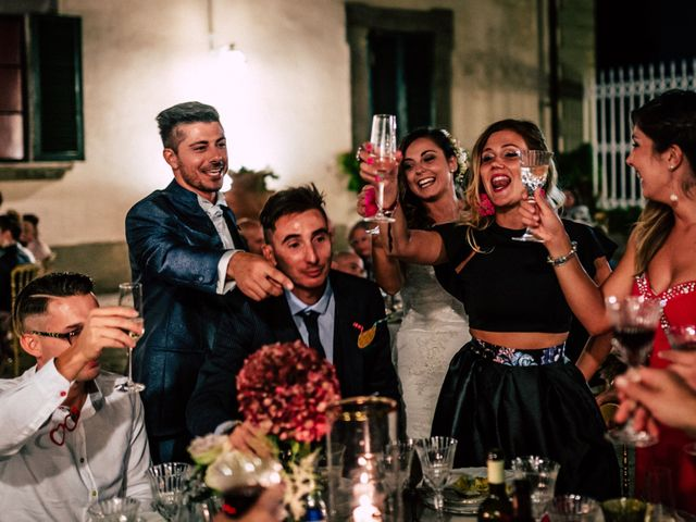 Il matrimonio di Mario e Chiara a Quarrata, Pistoia 84
