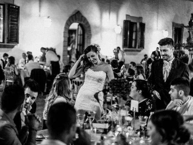 Il matrimonio di Mario e Chiara a Quarrata, Pistoia 85