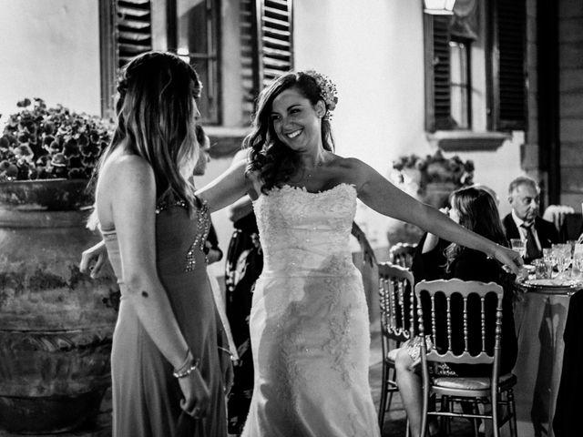 Il matrimonio di Mario e Chiara a Quarrata, Pistoia 86
