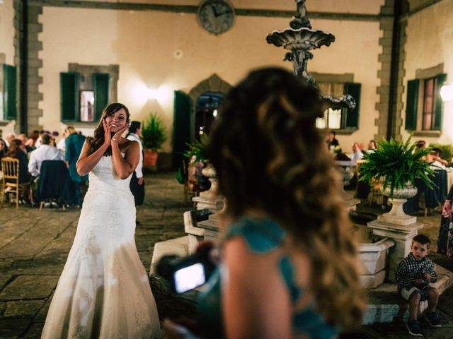 Il matrimonio di Mario e Chiara a Quarrata, Pistoia 87