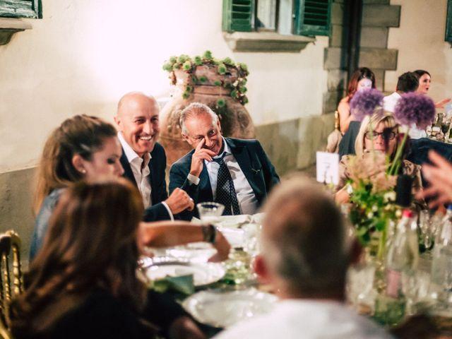 Il matrimonio di Mario e Chiara a Quarrata, Pistoia 89