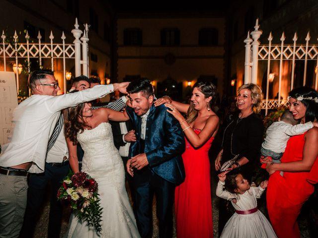 Il matrimonio di Mario e Chiara a Quarrata, Pistoia 90