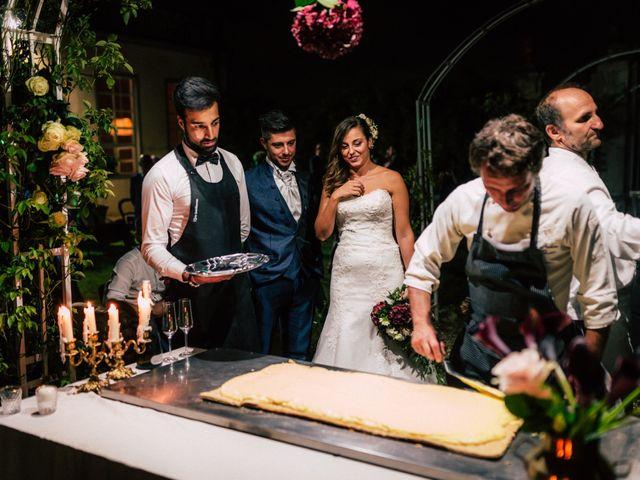Il matrimonio di Mario e Chiara a Quarrata, Pistoia 91