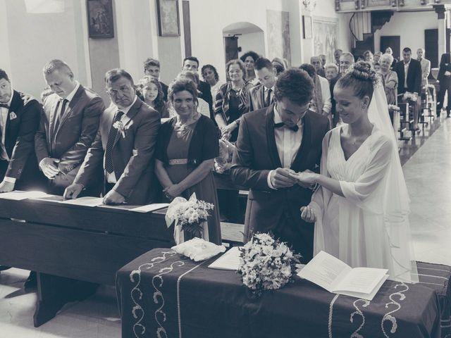 Il matrimonio di Giovanni e Erika a Storo, Trento 9