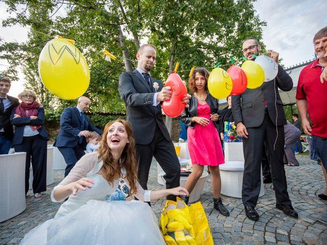 Il matrimonio di Fabio e Elisabetta a Torino, Torino 23