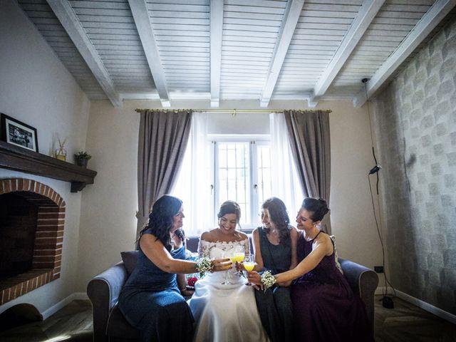 Il matrimonio di Emanuele e Nicoletta a Brescia, Brescia 15