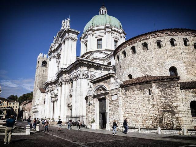 Il matrimonio di Emanuele e Nicoletta a Brescia, Brescia 16