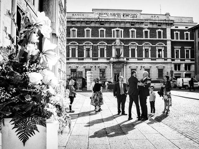 Il matrimonio di Emanuele e Nicoletta a Brescia, Brescia 20