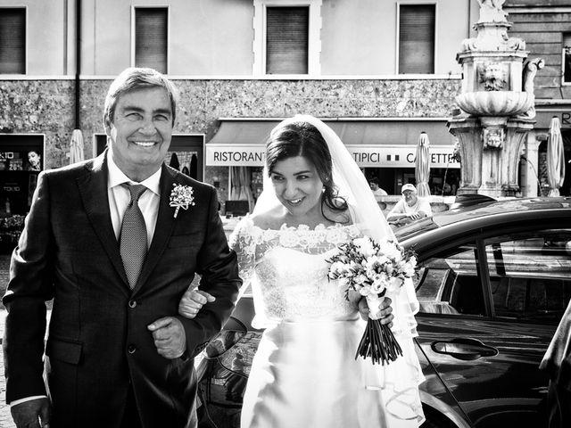 Il matrimonio di Emanuele e Nicoletta a Brescia, Brescia 23