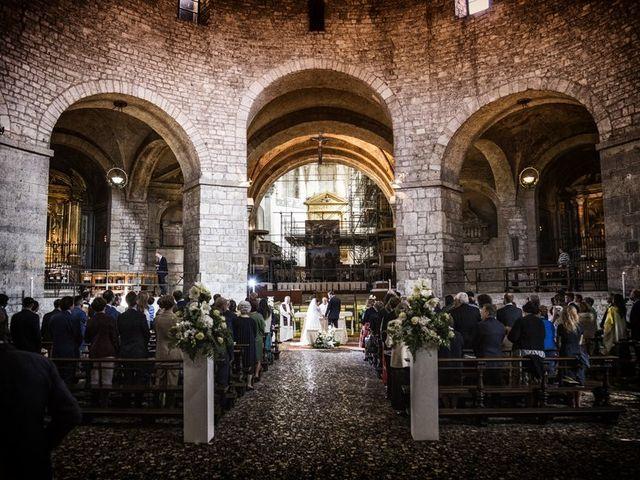 Il matrimonio di Emanuele e Nicoletta a Brescia, Brescia 27