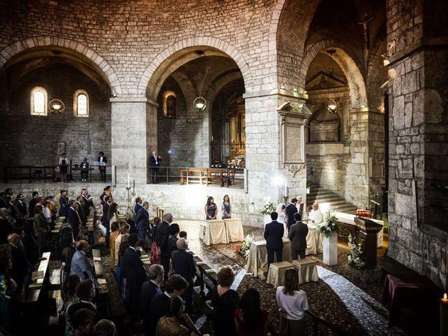 Il matrimonio di Emanuele e Nicoletta a Brescia, Brescia 28