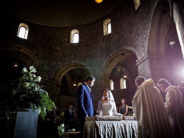 Il matrimonio di Emanuele e Nicoletta a Brescia, Brescia 36