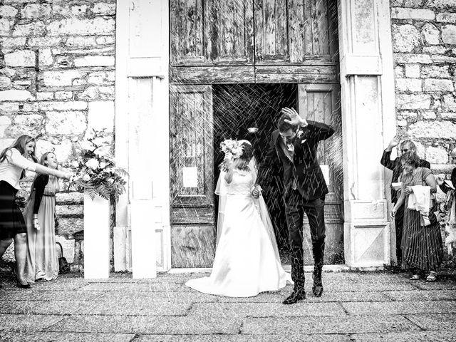 Il matrimonio di Emanuele e Nicoletta a Brescia, Brescia 38