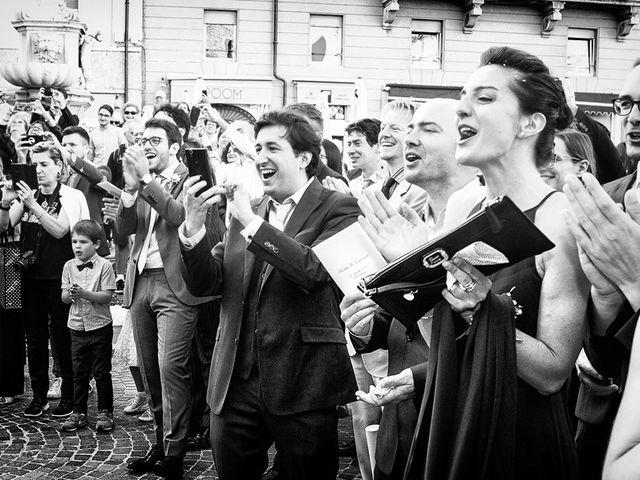 Il matrimonio di Emanuele e Nicoletta a Brescia, Brescia 39