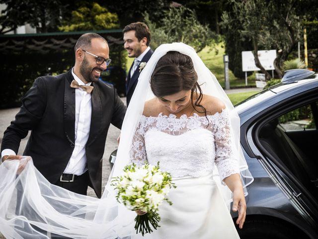 Il matrimonio di Emanuele e Nicoletta a Brescia, Brescia 41