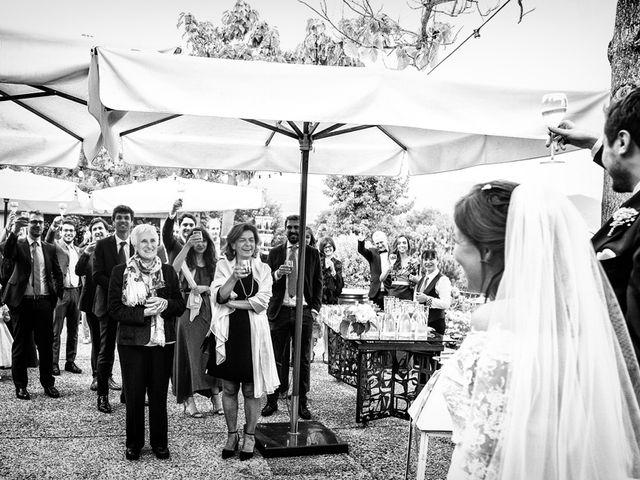 Il matrimonio di Emanuele e Nicoletta a Brescia, Brescia 43