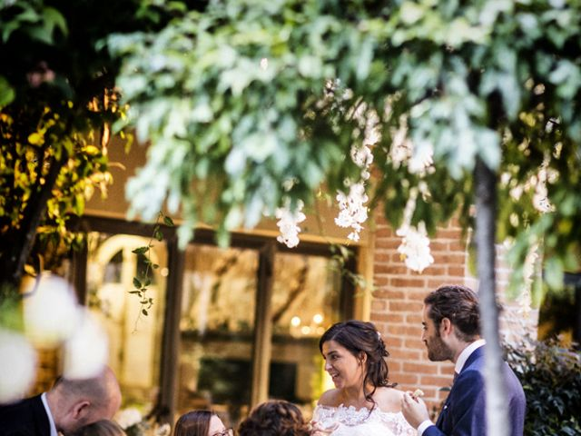 Il matrimonio di Emanuele e Nicoletta a Brescia, Brescia 47