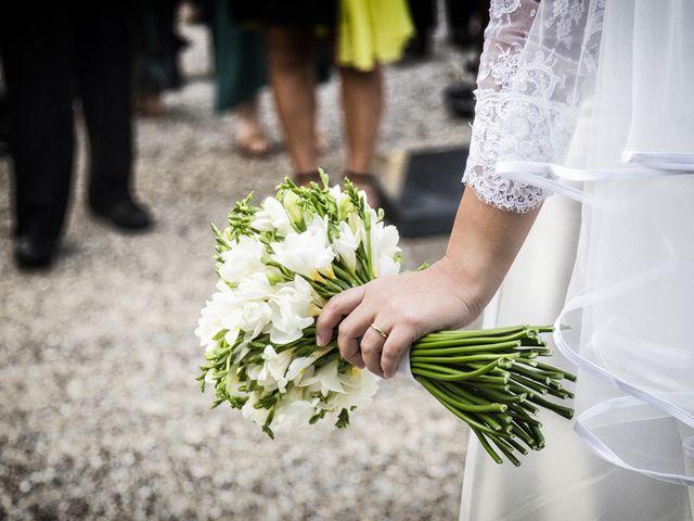 Il matrimonio di Emanuele e Nicoletta a Brescia, Brescia 50