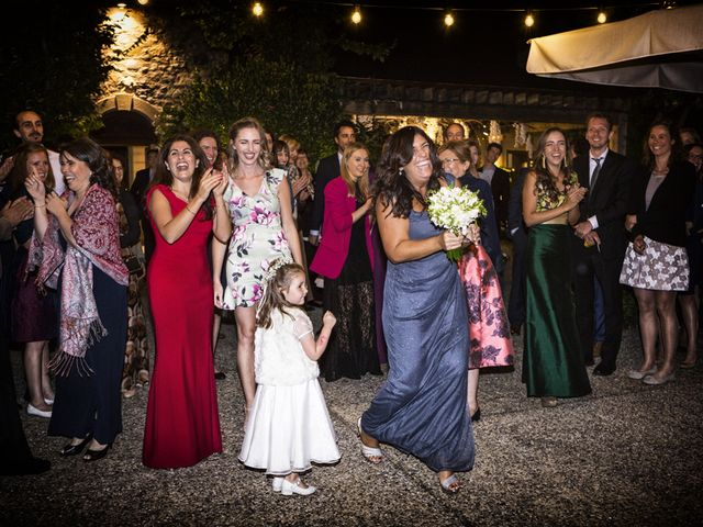 Il matrimonio di Emanuele e Nicoletta a Brescia, Brescia 74