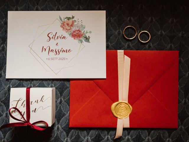 Il matrimonio di Massimo e Silvia a Ceri, Roma 3