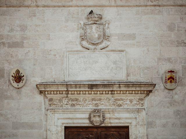 Il matrimonio di Massimo e Silvia a Ceri, Roma 14