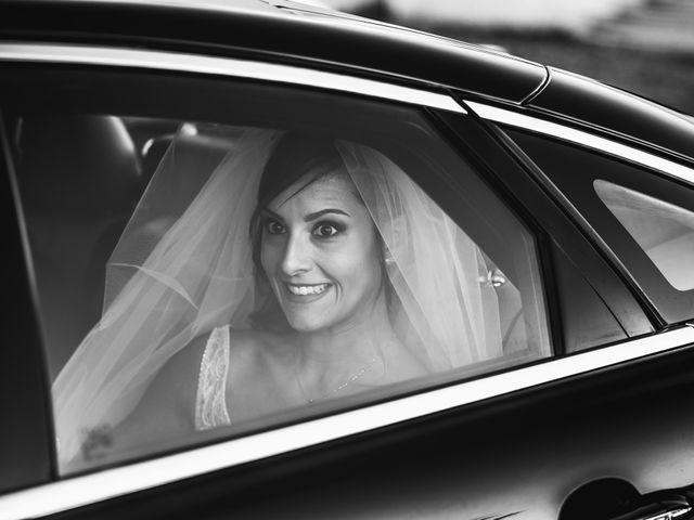 Il matrimonio di Massimo e Silvia a Ceri, Roma 18