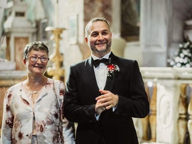 Il matrimonio di Massimo e Silvia a Ceri, Roma 21