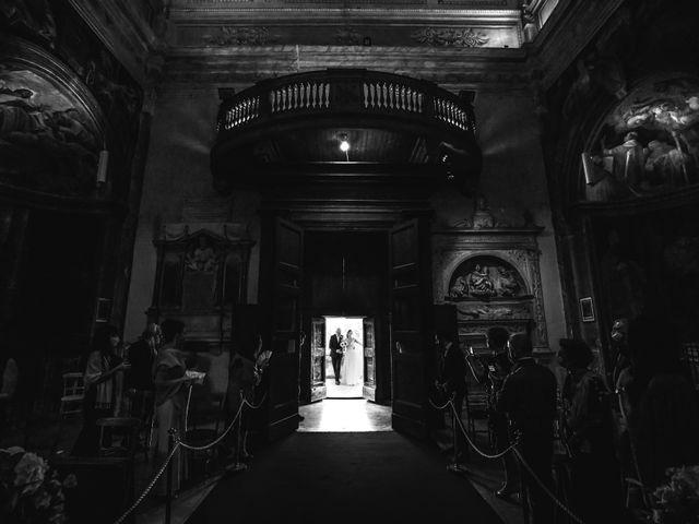 Il matrimonio di Massimo e Silvia a Ceri, Roma 22